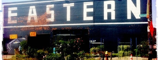 """Eastern Market is one of AMERICA REVEALED """"Food Machine"""" Cross-Country Trip."""