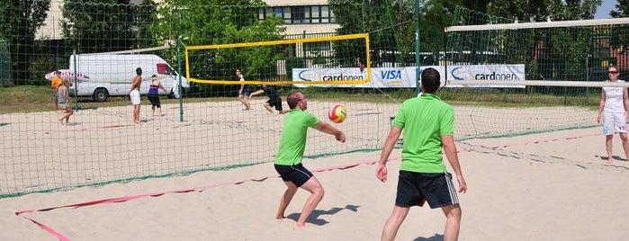 Fitclub Kozák is one of Beach volejbal v Praze.