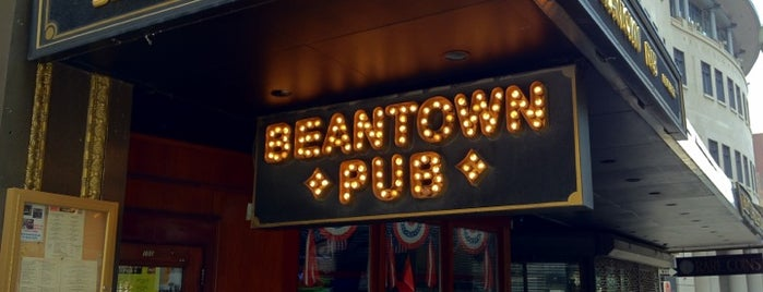 Beantown Pub is one of Top 10 dinner spots in Boston, MA.