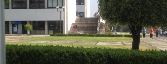 Universidad Anáhuac is one of Universidades Ciudad de México.
