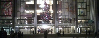Lincoln Center is one of Pretend I'm a tourist...NYC.