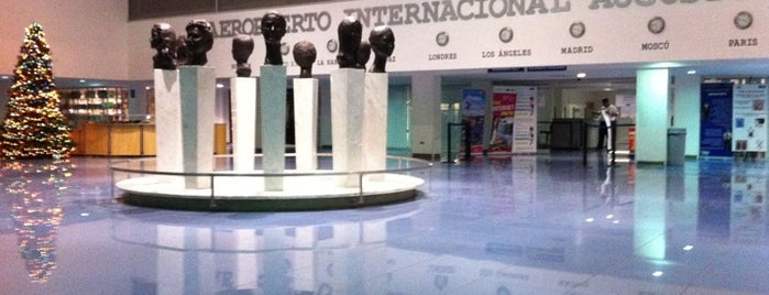 Aeropuerto Internacional Augusto C. Sandino is one of Airports - worldwide.