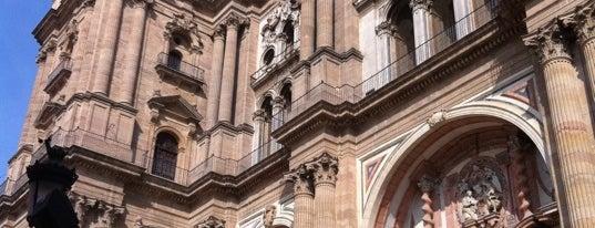 Catedral de Málaga is one of Málaga.