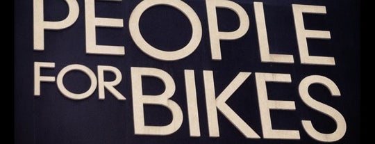 People For Bikes is one of Biclas.