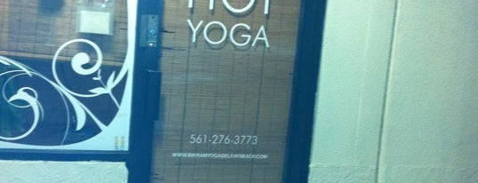 Bikram Yoga Delray Beach is one of Delray.