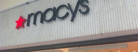 Macy's is one of FAVORITES.