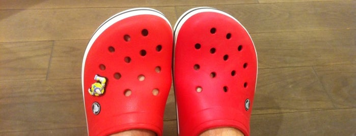 Crocs is one of Обувь.