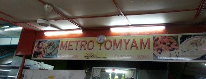 Metro Tomyam is one of Makan @ KL #1.