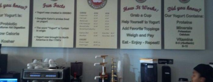My Yogurt Cafe is one of Peewee's Big Ass South Florida Food Adventure!.