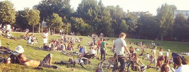 Görlitzer Park is one of Berlin Favorites.