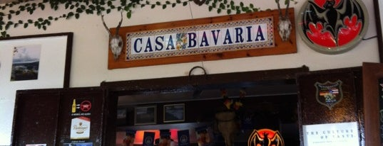 Casa Bavaria is one of To eat at.