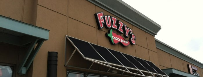 Fuzzy's Taco Shop is one of Favorites.