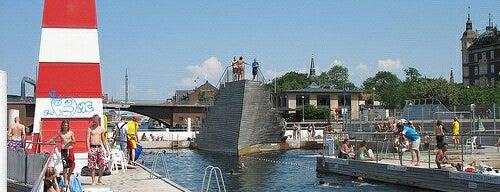 Havnebadet Islands Brygge is one of Copenhagen #4sqCities.