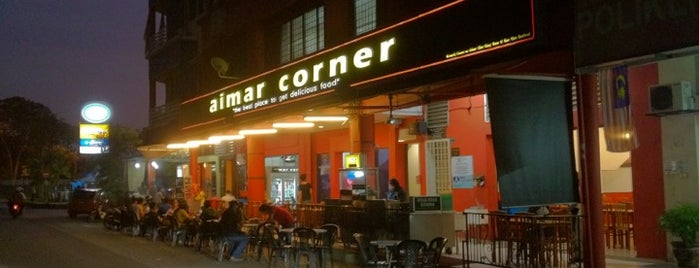 Aimar Corner is one of makan sedap.