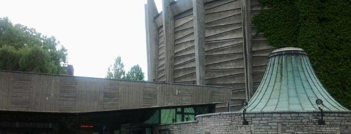 Panorama Racławicka is one of Wroclaw-erasmus.
