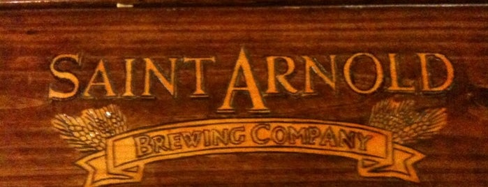 Saint Arnold Brewing Company is one of Houston's Best Beer - 2012.