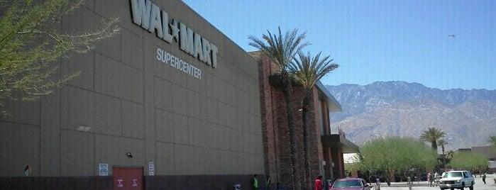 Walmart Supercenter is one of Mom Springs🌴.