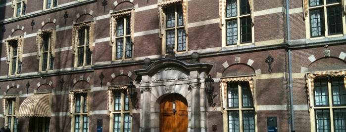 Binnenhof is one of The Hague #4sqCities.