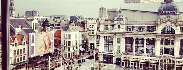 Groenplaats is one of Antwerp Gems #4sqCities.