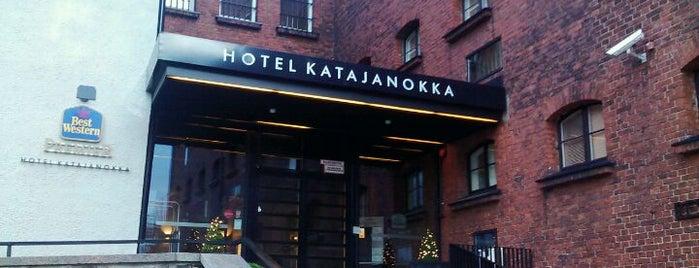 Hotel Katajanokka is one of Hotels.