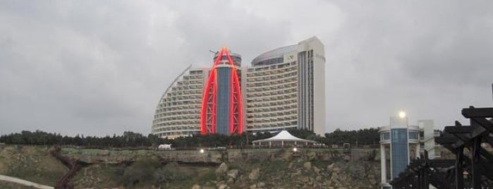 Jumeirah Bilgah Beach Hotel is one of Баку.