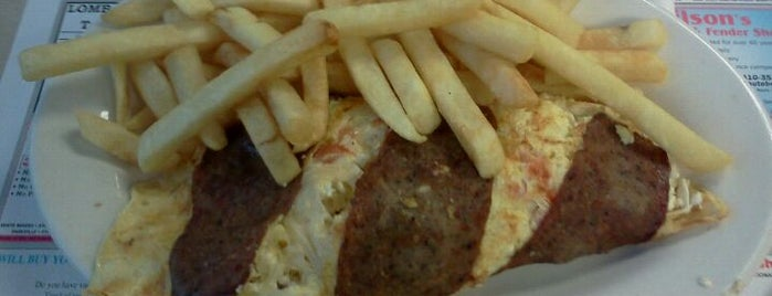 Jimmy's Restaurant & Carry-Out is one of Best of Baltimore - Diners.