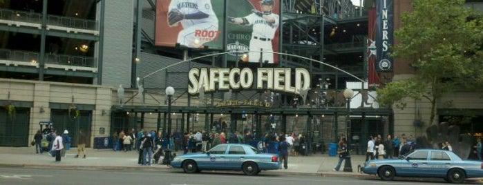 Safeco Field is one of Ballparks Across Baseball.