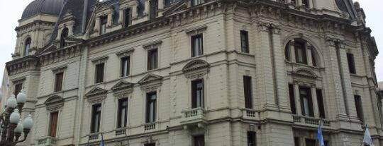 Palacio de Gobierno de la Ciudad Autónoma de Buenos Aires is one of En la Ciudad.