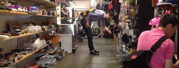 FIG bike 原宿店 is one of 自転車屋.