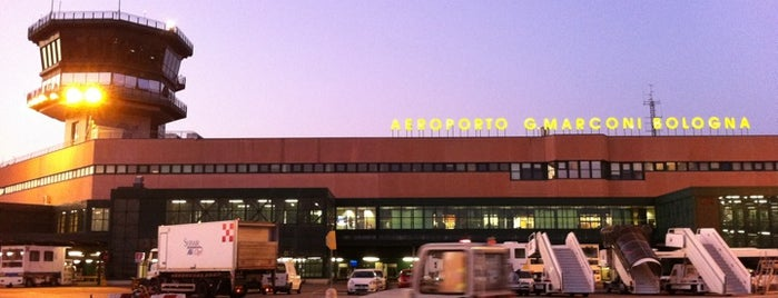 Bologna Havalimanı (BLQ) is one of Airports in Europe, Africa and Middle East.