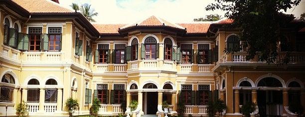 Sino-Portuguese Architecture is one of Phuket.