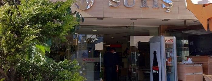 Sütiş is one of Restoranlar.