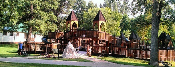 Spearfish City Park is one of Rapid City, SD.