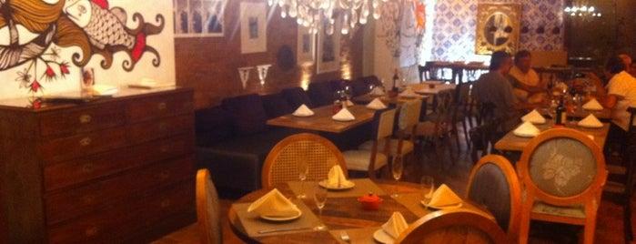 Trindade Restaurante - A cozinha do Brasil is one of Top 10 favorites places in Belo Horizonte, Brasil.