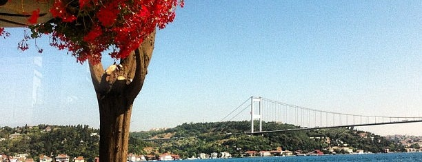 Emirgan Sahili is one of Istanbul City Guide.