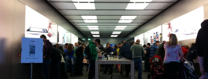 Apple Bentall Centre is one of All Apple Stores in Europe.