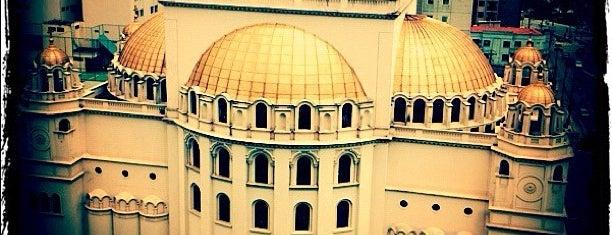 Catedral Metropolitana Ortodoxa is one of São Paulo - O que tem por perto?.