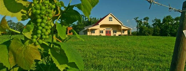 The Winery at Hunters Valley is one of Sweet Spots of Hershey Harrisburg, PA #visitUS #4s.