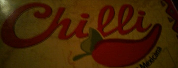 Chilli is one of Restaurantes.