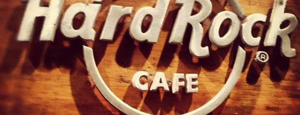 Hard Rock Cafe Cartagena is one of HARD ROCK CAFE'S.