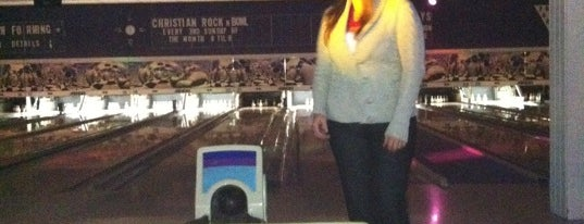 "Glen Burnie Bowl is one of Nostalgic Baltimore - ""Duck Pin Bowling""."