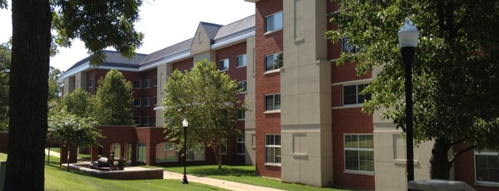 Southwest Hall is one of Campus Tour.