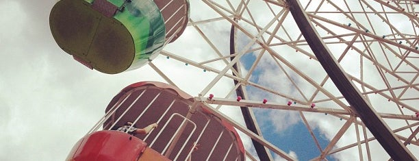Luna Park is one of Great Family Holiday Attractions Around Australia.
