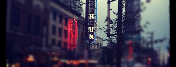 Orpheum Theatre is one of Vancouver on the Cheap — Singles Edition.