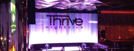 Thrive is one of Central Dallas Lunch, Dinner & Libations.