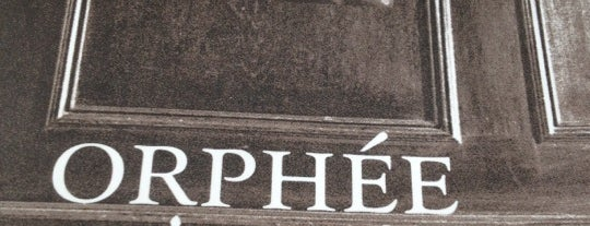 Hotel Orphée is one of Fav Hotels.