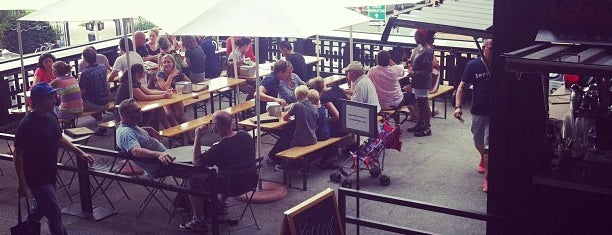 Terroir at The Porch is one of Beer Gardens-To-Do List.
