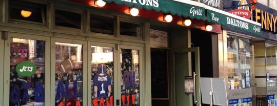 Dalton's Bar & Grill is one of Places that sell/serve Killian's Irish Red in NYC.