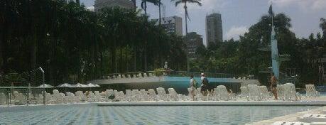 Esporte Clube Pinheiros is one of Best places in São Paulo, Brasil.