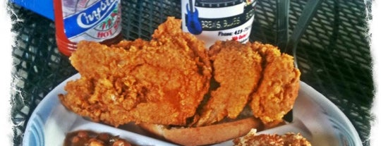 Champy's Famous Fried Chicken is one of This is Chattanooga.